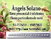 Angels Solano tarot y videncia 937176219 me avalan 20 años de oficio