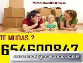 ANUNCIOS DE MUDANZAS RAPIDAS 65(46)OO8+47 MADRID Y ALREDEDORES