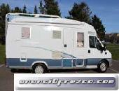 venta urgente de mi caravana Hobby 2006