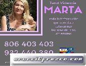 Marta Tarot y videncia Certera