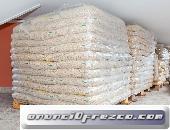 Los pellets de madera de 6 mm - 8 mm