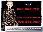 Tarot 806 por 0,42 cm- Servicio por visa desde 5€ 10 min.
