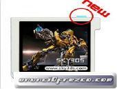 Nuevo cartucho-Sky3ds para New3DS/3DSLL, 3DS/XL, 2DS consoles(US,EU,JP,KR,AU...)