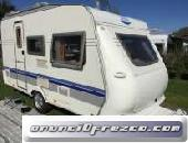 Caravane HOBBY Excellent 400 SF 2006.