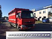 Camion ganado - RENAULT Midlum 240 DXI