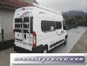 Furgoneta Chausson Camper Van 130cv