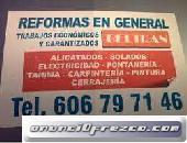 Reformas Beltrán Madrid