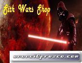 SITH WARS SHOP - TIENDA STAR WARS
