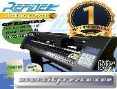 Plotter de corte Refine EH 721 u Plus con flexi software