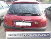 Peugeot 206 Rojo En Venta 3