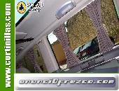 Cortinas perimetrales para furgonetas furgos furgo camper