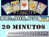 Tarot visa barata 10 euros 30 minutos 912.908.171