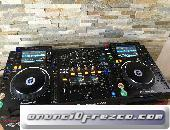 Pioneer CDJ 2000 Nexus2 costo $1100USD / Pioneer DJM 900 Nexus2 Mixer  costo $1100USD