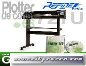 Nuevo plotter de corte Refine con flexi software EH721 u Oferta