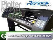 Ploter de corte Refine EH721 Plus version mejorada 63 cm vinilos rotulacion camisetas