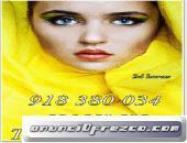 VIDENTE TAROTISTA OFERTAS VISA 10 € 35 minutos  918380034