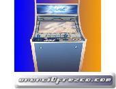 Máquina recreativa arcade tipo Lowboy