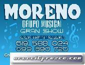 GRUPO MUSICAL MORENO SHOW