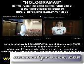 Publica tu Negocio oh Productos con HologramaS