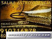 La verdadera astróloga y vidente Salma
