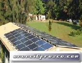 Instalaciones de energia solar, venta placas solares, kits solares,