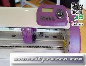 NUEVO plotter de corte Refine CC720 II con lapos para corte de contornos 2