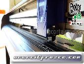 plotter de corte profesional con ojo optico y 126 cm de ancho de corte Refine PRo 1350 ARMS