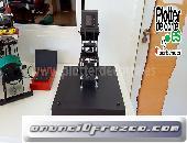 Plancha transfer calidad Refine DX2 de 38x38 cm ideal vinilo transfer sublimacion