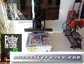 Prensa térmica refine PA50 vinilo textil transfer 40x50 OFERTA ESTE MES 3