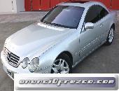 Coche de segunda mano MERCEDES BENZ CL 500 COUPÉ 5.0 306CV