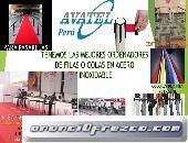 ORDENADORES DE FILA-CONTROL DE TURNOS AVATEL