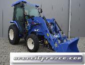 Tractor Agrícola Iseki TLE3400