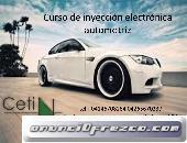 Curso de inyección electrónica automotriz Online