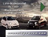 Curso de electricidad automotriz nivel avanzado y profesional