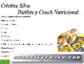 DIETISTA, EXPERTA EN NUTRICIÓN Y COACH NUTRICIONAL