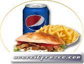 Especialidades en comida kebab y Durum