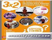 3x2 EN TODO TIPO DE EVENTOS