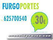 62(57)OO5 40 PORTES ECONOMICOS EN MADRID