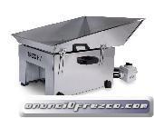Máquina profesional TREZO 180 0,8HV para cortar hojas,  hierbas etc.