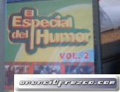 Cds del especial del humor peruano