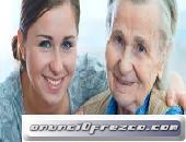 Busco trabajo de cuidar personas mayores