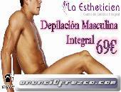 Excelencia en depilacion masculina