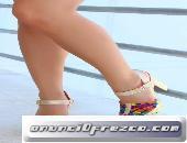 Modela zapatos colombianos 2