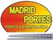 MINI MUDANZAS X PROFESIONALES (9(1(3)6)89,819 PORTES EN MONCLOA/M