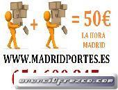 =DISTRITO DE CIUDAD LINEAL Y MORATALAZ((65,460-08+47))PORTES ECONOMICOS