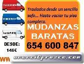 EN RIVAS VACIAMADRID,ARAVACA65(4)6OO8-47BUSCO MUDANZAS ECONOMICAS
