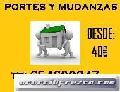 MUDANZAS ECONOMICAS +PUNTO LIMPIO EN LAS ROZAS 6(54)600-847 MP