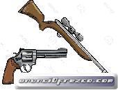 Colt Beretta Glock Taurus Ruger sin documentos