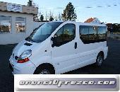 Renault Trafic diesel, buen estado 90hp 1.9 DCI.