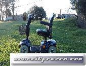 Moto electrica para movilidad reducida